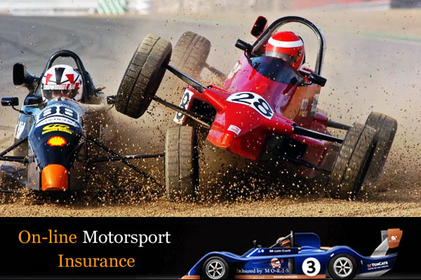 Buy your motorsport insurance here
